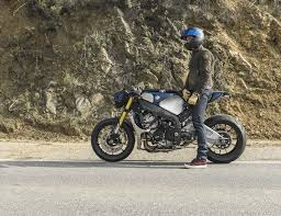 Ex Machina Explained by Orlando Bloom Rides A Deux Ex Machina Custom Bmw S1000r