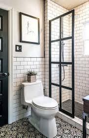bathrooms idea bathroom design awesome cool white tile bathrooms