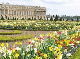 Versailles Garden Map Gardens Of Versailles Versailles France The Formal Gardens