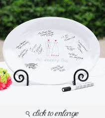 guest book platters 20 best wedding signature frame wedding guest book ideas images