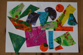 eric carle tissue paper prints the imagination tree