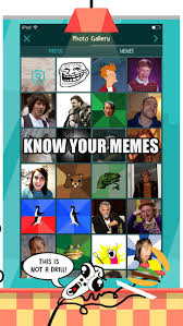 Memes Photo Editor - funny feed free meme generator editor gif maker apps 148apps