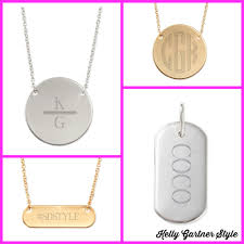 custom engraved necklaces introducing custom engravable necklaces gartner style