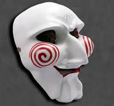 Saw Mask Jigsaw Mask