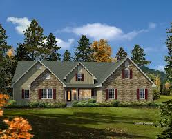 One Story Farmhouse Country Colonial I Welcome To Trinity Custom Homes