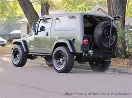 2006 jeep wrangler rubicon unlimited for sale used 2006 jeep wrangler unlimited rubicon for sale stree flickr