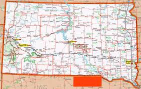 map south dakota hognews state pages south dakota