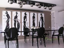 black and white contemporary interior design ideas for your dream black and white art deco space