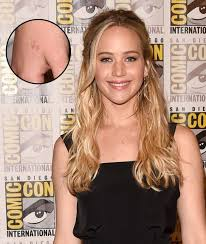 14 celebs who regret their tattoos jennifer lawrence