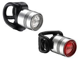 lezyne femto drive bike lights lezyne femto drive light set silver bike bug