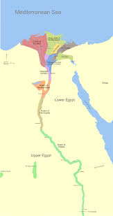 Map Of The Red Sea Ancient Egypt Ancient History Encyclopedia