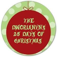 dworianyn love nest 25 days of christmas day 25 merry christmas