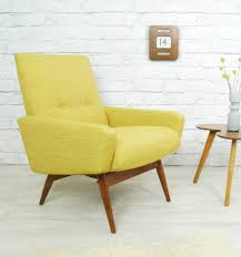 design forward and comfortable italian mid century lounge chair by