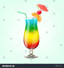 cartoon martini png rainbow cocktail stock vector 559716583 shutterstock