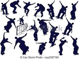 skateboard illustrations and clip art 7 920 skateboard royalty