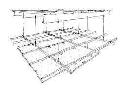 Suspended Drywall Ceiling by Best 25 Suspended Ceiling Systems Ideas On Pinterest Ceiling