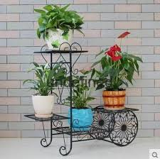 metal furniture flower stand for garden decoration flowers stand