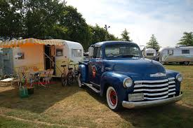 Vintage Ford Truck Images - vintage aloha trailer pictures and history from oldtrailer com