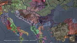 Crusader Kings 2 Map The Balkans Culture Overview Image Pharaohs U0026 Consuls Mod For
