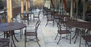 Commercial Patio Tables Cosy Commercial Patio Furniture Quality Outdoor Restaurant Barn