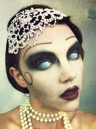 great gatsby zombie makeup watch the tutorial on my you channel you channel ucazp8nnpdm0b48ybvqh3j6a