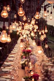 Hanging Light Decorations Hanging Lightbulbs Divine U2014 Austin Wedding Blog