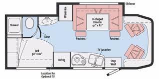 winnebago floor plans cl c carpet vidalondon c motorhome 2016 winnebago navion 24j ral1302749 11 winnebago clc floor plans trends home design images on winnebago
