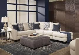 Albany Sectional Sofa Albany Bandero Smoke Ottoman 759 Savvy Discount Furniture