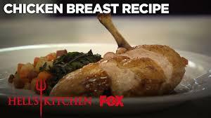 When Does Hells Kitchen Start Bone In Chicken Breast Youtube