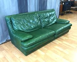 Green Leather Sectional Sofa Leather Sofa Teal Leather Furniture Teal Leather Sofa Bed Medium