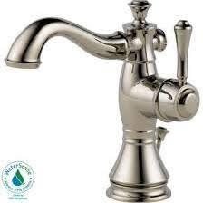 Delta Faucet 3555lfss 216ss Victorian by Delta Faucet D3595lfssmpulhp Bathroom Sink Faucet Emm Bath
