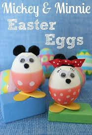 mickey mouse easter eggs mickey minnie mouse easter eggs hometalk