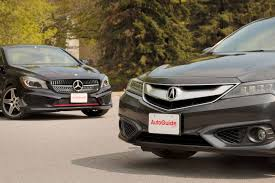 lexus sedan vs acura sedan 2015 mercedes cla 250 vs acura ilx autoguide com news