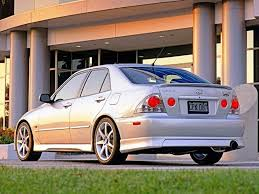 lexus car 2001 rust or lust the lexus is300