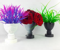 Vase Made From Plastic Bottle Diy Flower Vase How To Make A Flower Vase Out Of Plastic Bottle