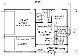 Backyard Bungalow Plans 34 Best Cottage Ideas Images On Pinterest Architecture Small