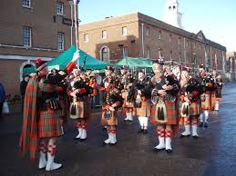 file pipe band at dockyard celebrations geograph org