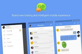 android sms app go sms pro for android