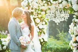 california weddings dreamy floral california wedding ruffled