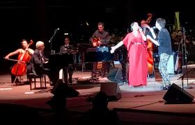 pink martini sympathique old guy at the show pink martini with the colorado symphony and