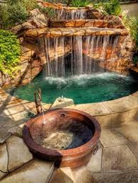 lawn u0026 garden wonderful backyard waterfall decor ideas with