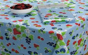 how to wash vinyl tablecloths