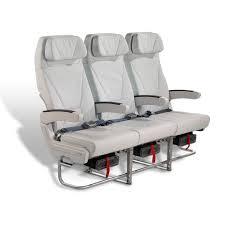 cabine de avec siège intégré siège pour cabine pour classe économique avec écran intégré