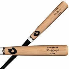 demarini pro maple 110 composite wood baseball bat bbcor