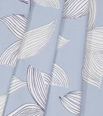 nate berkus laina floral paramount sky upholstery fabric joann