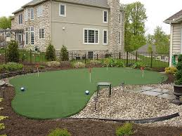 Backyard Putting Green Designs by 16 Best Putting Green Images On Pinterest Backyard Ideas