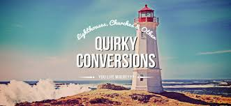 lighthouses churches unconventional houses u0026 quirky conversions