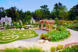 Botanical Garden Maine Awesome Botanical Gardens Boothbay Harbor Maine Decoration