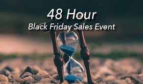 a post thanksgiving treat 48 hour black friday used car sales