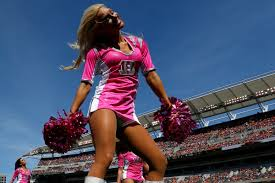 kansas city chiefs healthy halloween nfl goes pink to support national breast cancer awareness month